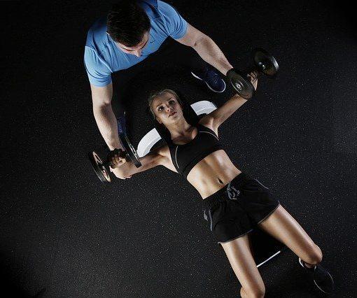 Afvallen met een personal trainer, helpt dat